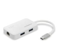 Edimax EU-4308 USB-C (1000Mbit) Gigabit + 3xUSB 3.0 HUB (EU-4308)