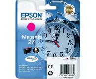 Epson T2703 magenta 27 300str. (C13T27034010)  (WF-3620DWF)
