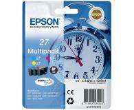 Epson T2705 zestaw tuszów CMY 3x300str. (C13T27054012) (WF-3620DWF (C13T2705401))
