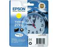 Epson T2714 yellow 27XL 1100str. (C13T27144010) (WF-3620DWF)