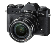 Fujifilm X-T20 18-55 mm czarny