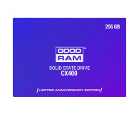 GOODRAM 256GB 2,5'' SATA SSD CX400 ANNIVERSARY EDITION (SSDPR-CX400-256-A)