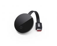 Google Chromecast Ultra 4K Black