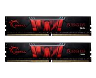 G.SKILL 16GB 3000MHz Aegis CL16 (2x8GB) (F4-3000C16D-16GISB)