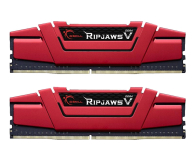G.SKILL 16GB 3200MHz Ripjaws V CL15 Red (2x8GB) (F4-3200C15D-16GVR)