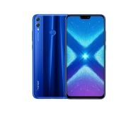 Honor 8x 128GB niebieski (Johnson )