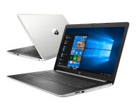 HP 17 Ryzen 5-2500U/8GB/240/W10 IPS Silver  (17-ca0005nw (4UC07EA)-240 SSD)