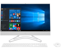 HP 24 AiO i5-8250/16GB/480/Win10Px MX110 White  (24-f0044nw (6ZJ27EA)-480 SSD )
