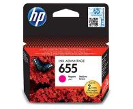 HP 655 CZ111AE magenta 600str. (3525/4615/4625/5525/6252)