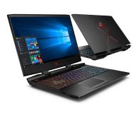 HP OMEN 15 i5-8300H/16GB/240+1TB/Win10 GTX1050Ti IPS (15-dc0012nw (4TW17EA)-240 SSD PCIe)