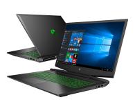 HP Pavilion Gaming i5-9300H/16GB/480/Win10x GTX1650  (17-cd0022nw (7SH79EA)-480 PCIe)