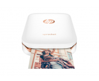 HP Sprocket Mobile Photo Printer biała (Z3Z91A#633)