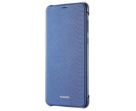 Huawei Etui z Klapką do Huawei P Smart błękitny (51992276)