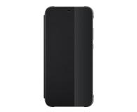 Huawei Etui z Klapką do Huawei P20 lite czarny  (51992313)