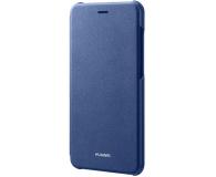 Huawei Etui z Klapką do Huawei P9 Lite 2017 niebieski (51991960)