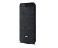 Huawei Etui z Klapką Typu Smart do Huawei P10 ciemnoszary (6901443158843 )