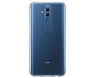 Huawei Plastikowe Plecki TPU do Huawei Mate 20 lite Clear (51992670)