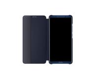 Huawei Smart z Klapką do Mate 10 Pro Błękitne (51992172)
