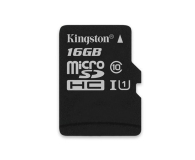 Kingston 16GB microSDHC Canvas Select 80MB/s C10 UHS-I (SDCS/16GB)