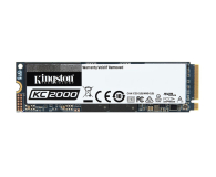 Kingston 250GB M.2 2280 KC2000 NVMe PCIe (SKC2000M8/250G)