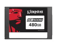 "Kingston 480GB 2,5"" SATA SSD DC500M (SEDC500M/480G)"