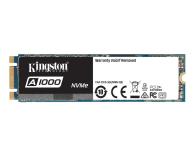 Kingston 480GB M.2 2280 A1000 PCIe  (SA1000M8/480G)