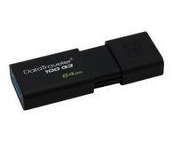 Kingston 64GB DataTraveler 100 G3 (USB 3.0) (DT100G3/64GB)