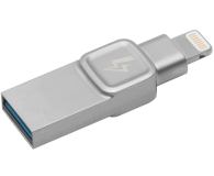 Kingston 64GB DataTraveler Bolt™ Duo (USB 3.1+Lightning)  (C-USB3L-SR64G-EN)