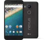 LG Nexus 5X 32GB czarny (H791 32GB CARBON)