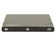Lite-On  eBAU108 Slim USB czarny BOX (EBAU108-L11)