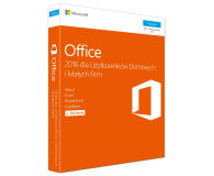 Microsoft Office 2016 Home&Business | zakup z PC  (T5D-02786 / T5D-02855 + NTB/PC/AIO)