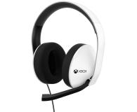 Microsoft XBOX One / One S Słuchawki Stereo Headset Białe (5F4-00011)