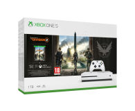 Microsoft Xbox One S 1TB + The Division 2 (234-00881)