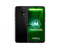 Motorola Moto G7 4/64GB Dual SIM czarny + etui (PADY0007PL (XT1962-5))