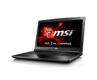 MSI GL72 i7-7700HQ/8GB/1TB/Win10X GTX960M FHD  (GL72 7QF-1005XPL )