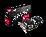 MSI Radeon RX 570 ARMOR OC 8GB (RX 570 ARMOR 8G OC)