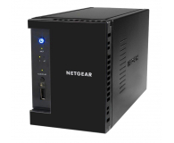 Netgear ReadyNAS 102 (2xHDD, 1.2GHz, 512MB, 3xUSB, 1xLAN) (RN10200-100EUS)