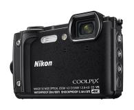 Nikon Coolpix W300 czarny kit (VQA070E1)