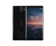 Nokia 8 Sirocco czarny (NOKIA 8 SIROCCO TA-1005 SS CEE PL B BLK)