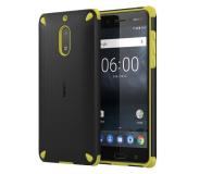 Nokia Rugged Impact Case do Nokia 6 Lemon Black (CC-501 Lemon Black)
