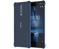 Nokia Soft Touch Case do Nokia 8 Blue (CC-801 Blue)