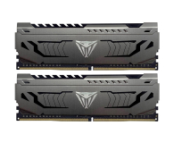 Patriot 16GB 4000MHz Viper Steel CL19 (2x8GB)  (PVS416G400C9K)