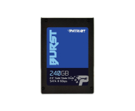 "Patriot 240GB 2,5"" SATA SSD BURST (PBU240GS25SSDR)"