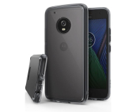 Ringke Fusion do Motorola Moto G5 Plus Smoke Black (8809525018826)
