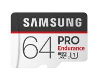 Samsung 64GB microSDXC PRO Endurance UHS-I 100MB/s  (MB-MJ64GA/EU )