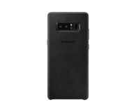 Samsung Alcantara Cover do Galaxy Note 8 Black (EF-XN950ABEGWW)