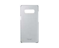 Samsung Clear Cover do Galaxy Note 8 Black (EF-QN950CBEGWW)