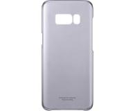 Samsung Clear Cover do Galaxy S8 fioletowy (EF-QG950CVEGWW)