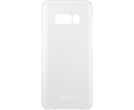 Samsung Clear Cover do Galaxy S8 srebrny (EF-QG950CSEGWW)