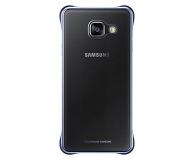 Samsung Clear Cover do Samsung Galaxy A3 2016 czarny (EF-QA310CBEGWW)